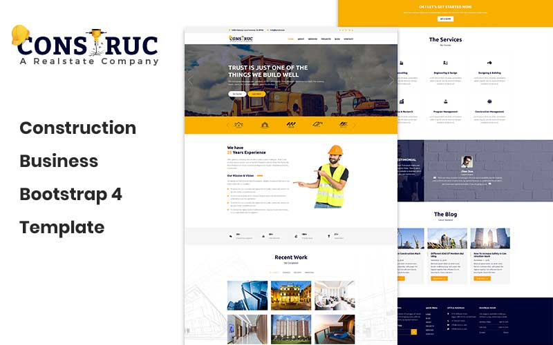 construction-bootstrap